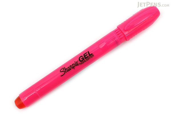 Sharpie Gel Highlighter - Pink - SHARPIE 1783059