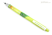 Uni Kuru Toga Auto Lead Rotation Mechanical Pencil - 0.5 mm - Clear Green - UNI M5450T.6