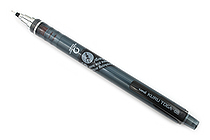 Uni Kuru Toga Auto Lead Rotation Mechanical Pencil - 0.5 mm - Clear Smoke (Black) - UNI M5450T.24