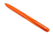 Uni-ball Signo RT1 UMN-155 Gel Pen - 0.28 mm - Orange - UNI UMN15528 .4