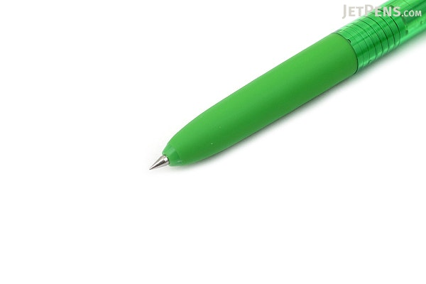 Uni-ball Signo RT1 UMN-155 Gel Pen - 0.28 mm - Lime Green - UNI UMN15528 .5