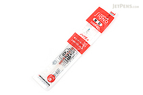Uni UMR-82 Gel Pen Refill - 0.28 mm - Red - UNI UMR82 .15