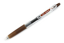Pilot Juice Gel Pen - 0.38 mm - Coffee Brown - PILOT LJU-10UF-CB