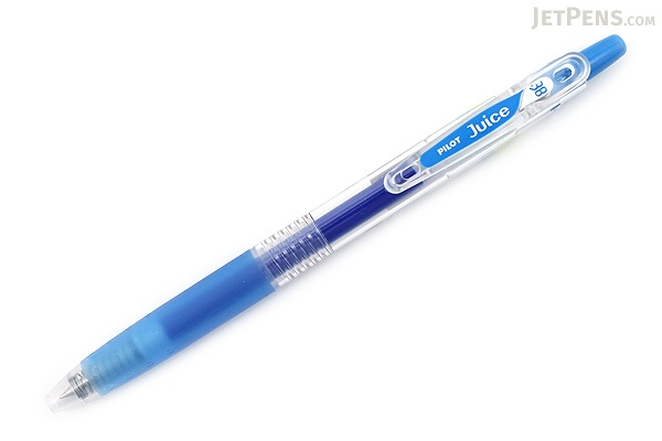 Pilot Juice Gel Pen - 0.38 mm - Aqua Blue - PILOT LJU-10UF-AL