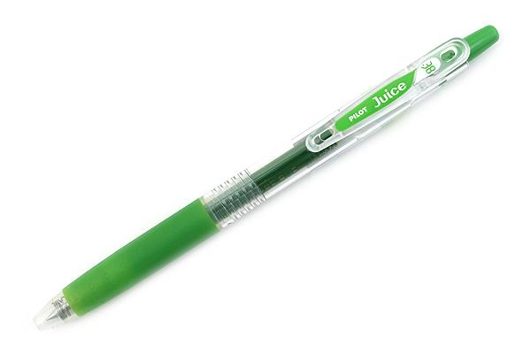 Pilot Juice Gel Pen - 0.38 mm - Leaf Green - PILOT LJU-10UF-LG
