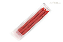 Kaweco Lead Holder Refill - 5.6 mm - Red - Pack of 3 - KAWECO 10000342