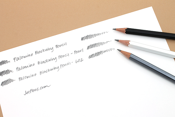 Palomino Blackwing Pencil - Pearl - PALOMINO 103530