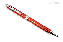 Pilot 2+1 Evolt 2 Color 0.7 mm Ballpoint Multi Pen + 0.5 mm Pencil - Red - PILOT BTHE-1SR-R