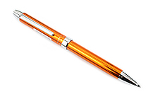 Pilot 2+1 Evolt 2 Color 0.7 mm Ballpoint Multi Pen + 0.5 mm Pencil - Orange - PILOT BTHE-1SR-O