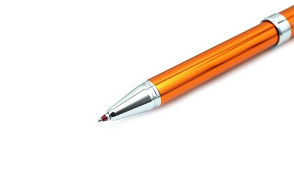 Pilot 2+1 Evolt 2 Color 0.7 mm Ballpoint Multi Pen + 0.5 mm Pencil - Orange - PILOT BTHE-1SR-O