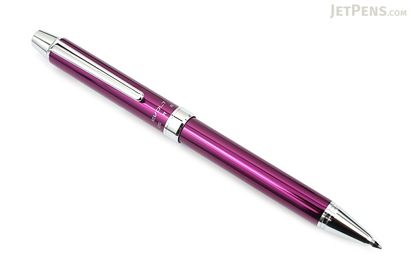 Pilot 2+1 Evolt 2 Color 0.7 mm Ballpoint Multi Pen + 0.5 mm Pencil - Violet - PILOT BTHE-1SR-V