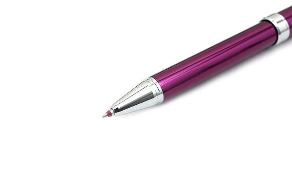 Pilot 2+1 Evolt 2 Color 0.7 mm Ballpoint Multi Pen + 0.5 mm Pencil - Violet - PILOT BTHE-1SR-V
