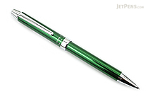 Pilot 2+1 Evolt 2 Color 0.7 mm Ballpoint Multi Pen + 0.5 mm Pencil - Green - PILOT BTHE-1SR-G