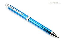 Pilot 2+1 Evolt 2 Color 0.7 mm Ballpoint Multi Pen + 0.5 mm Pencil - Light Blue - PILOT BTHE-1SR-LB