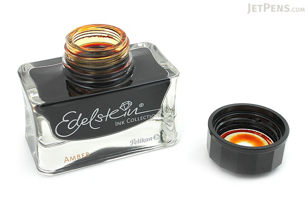 Pelikan Edelstein Fountain Pen Ink Collection - 50 ml Bottle - Amber - Limited Edition - PELIKAN 339531