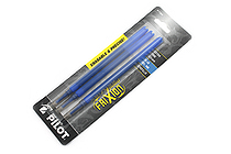 Pilot FriXion US Gel Pen Refill - 0.5 mm - Blue - Pack of 3 - PILOT 77344