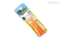 Pilot Spotliter Highlighter Ink Refill - Cream Yellow - Pack of 3 - PILOT SGRF-12SL-CY