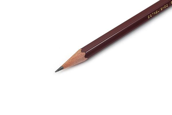 Uni Mitsubishi Hi-Uni Pencil - 3H - Box of 12 - UNI HU3H BUNDLE