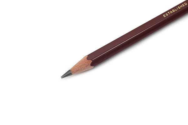 Uni Mitsubishi Hi-Uni Pencil - 4B - UNI HU4B