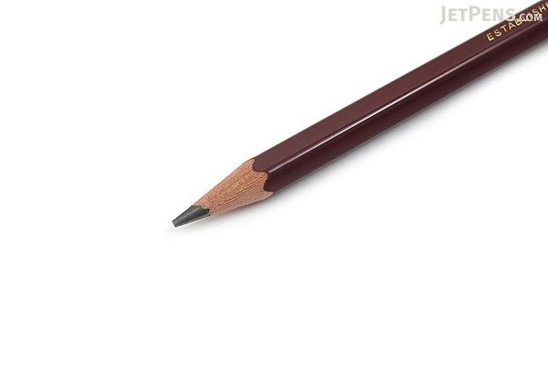 Uni Mitsubishi Hi-Uni Pencil - 6B - Box of 12 - UNI HU6B BUNDLE