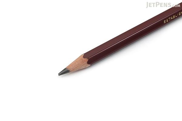 Uni Mitsubishi Hi-Uni Pencil - 8B - UNI HU8B