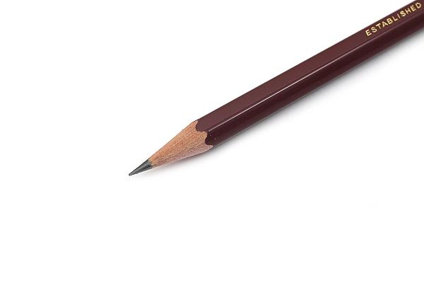 Uni Mitsubishi Hi-Uni Pencil - B - UNI HUB