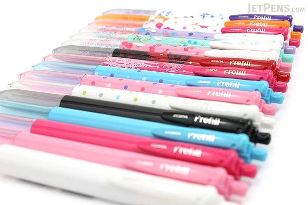 Zebra Prefill 4 Color Multi Pen Body Component - White - ZEBRA S4A11-W