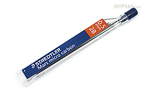 Staedtler Mars Micro Carbon Pencil Lead - 0.5 mm - 2B - STAEDTLER 250 05-2B