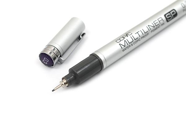 Copic Multiliner SP Pen - 0.3 mm - Purple - COPIC MLSPP03