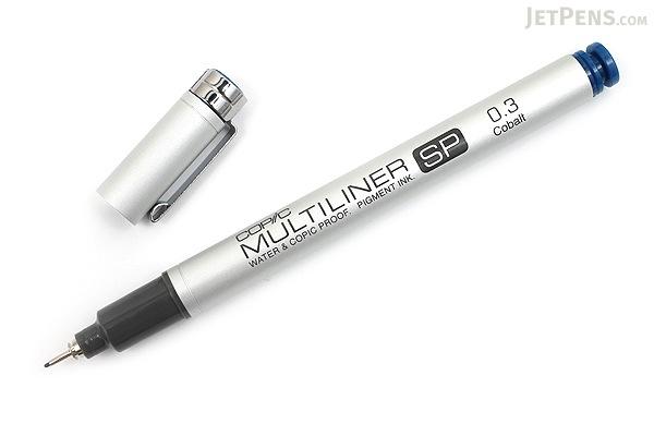 Copic Multiliner SP Pen - 0.3 mm - Cobalt - COPIC MLSPC03
