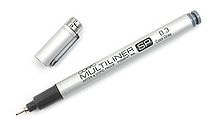 Copic Multiliner SP Pen - 0.3 mm - Cool Gray - COPIC MLSPCG03