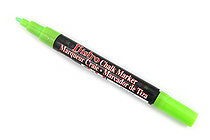 Marvy Uchida Bistro Chalk Marker - Fine Point - Fluorescent Green - MARVY 482-S #F4