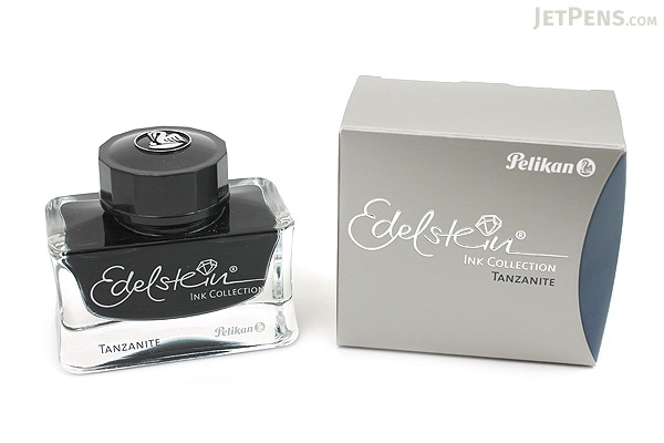 Pelikan Edelstein Tanzanite Ink - 50 ml Bottle - PELIKAN 339226