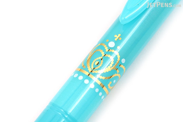 Pentel Sliccies 3 Color Multi Pen Body Component - Limited Edition Pearl Accessory - Turquoise Blue - PENTEL BG3PA1