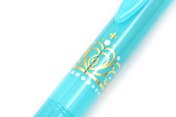 Pentel Sliccies 3 Color Multi Pen Body Component - Limited Edition Pearl Accessory - Turquoise Blue - PENTEL BG3PA1