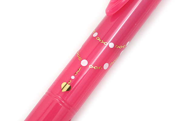 Pentel Sliccies 3 Color Multi Pen Body Component - Limited Edition Pearl Accessory - Magenta - PENTEL BG3PA4