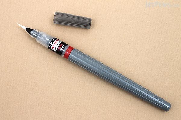 Pentel Pigment Ink Brush Pen - Extra Fine - JetPens.com