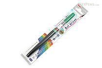 Pentel Art Brush Pen - Green - PENTEL XGFL-104