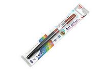 Pentel Art Brush Pen - Brown - PENTEL XGFL-106