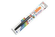 Pentel Art Brush Pen - Orange - PENTEL XGFL-107