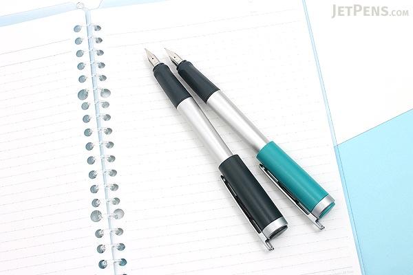 Lamy Nexx M Fountain Pen - Opal Green - Medium Nib - LAMY L94M