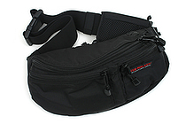 Nomadic WL-27 Wise-Walker Waist Bag - Black - NOMADIC WL-27 BLACK