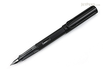 Lamy Al-Star Fountain Pen - Black - Medium Nib - LAMY L71BKM