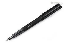 Lamy Al-Star Fountain Pen - Black - Medium Nib - LAMY L71BKM