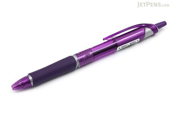 Pilot Acroball Ballpoint Pen - 1.0 mm - Purple - PILOT ACC--PPLMBC