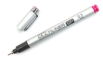 Copic Multiliner SP Pen - 0.3 mm - Pink - COPIC MLSPPK03
