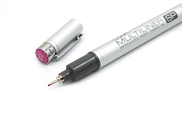 Copic Multiliner SP Pen - 0.3 mm - Pink - COPIC MLSPPK03