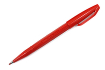 Pentel Sign Pen - Fine Point - Red - PENTEL S520-B