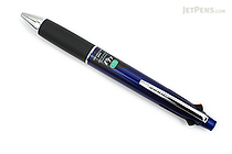 Uni Jetstream 4&1 4 Color 0.5 mm Ballpoint Multi Pen + 0.5 mm Pencil - Navy Body - UNI MSXE510005.9