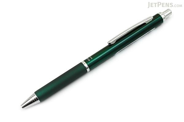 Zebra Fortia 300 Ballpoint Pen - 0.7 mm - Green Body - ZEBRA BA80-G